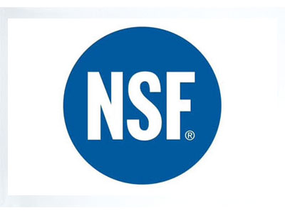 Sanlixin NSF International Certificate