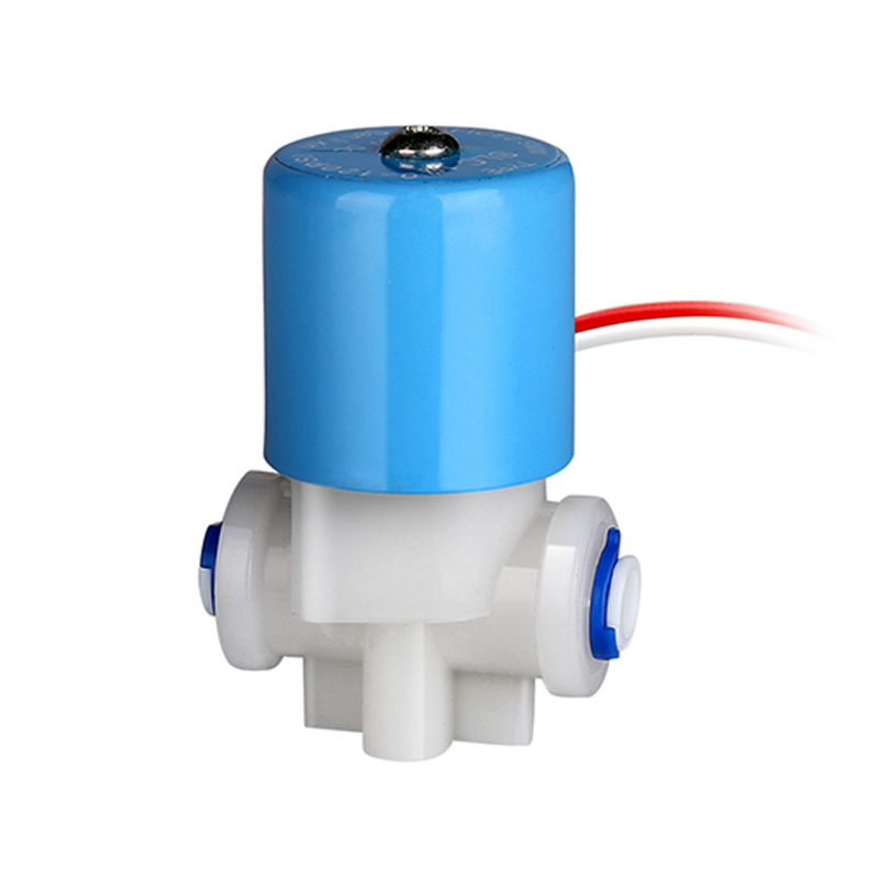 SLC Series Water Dispenser Plastic Solenoid Valve Normally Closed