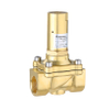 SQKF 2/2-way Large diameter direct acting vacuum air operated valve Normally Closed