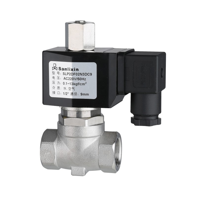 ZS 2/2-Way Direct Acting Solenoid Valve· Normally Open